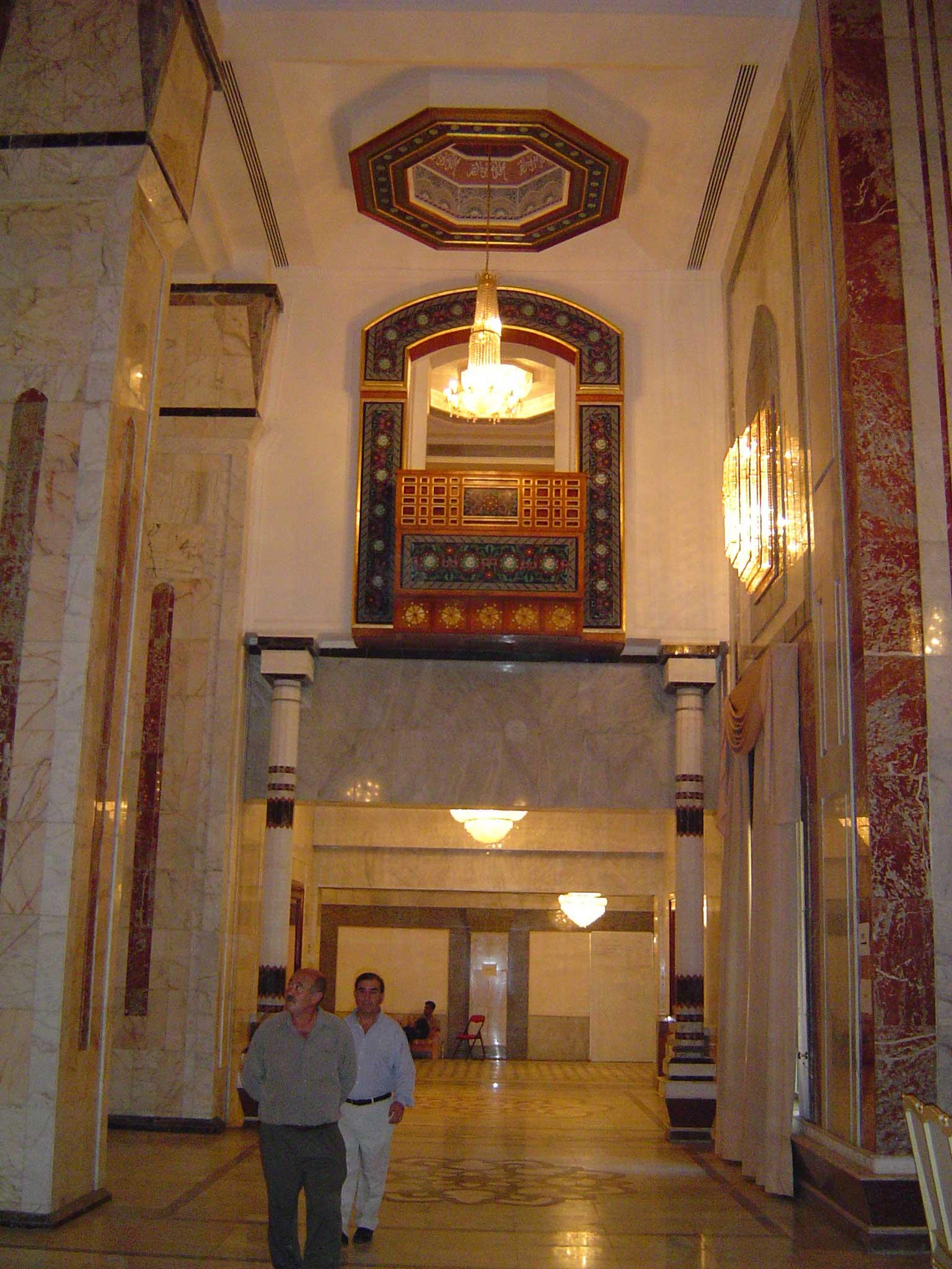 Foyer Hallway Zones : Template